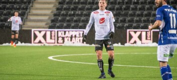 Johan Hove (16) bankar på døra til førstelaget