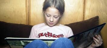 Barnehagar kjøper meir nynorske barnebøker