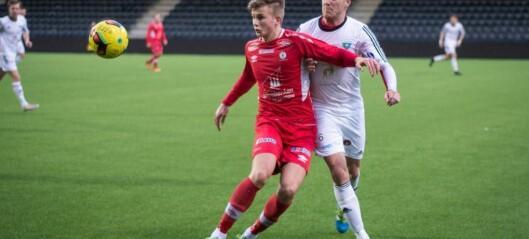 Nabooppgjer for Fjøra i 1. runde av cupen
