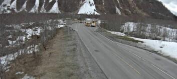 Fjærlandstunnelen er open att