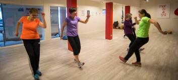 Tilbyr gratis trening, men nesten ingen veit om det