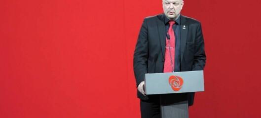 Høl (Ap) på landsmøtet: – Må demme opp for høgresida si sentralisering