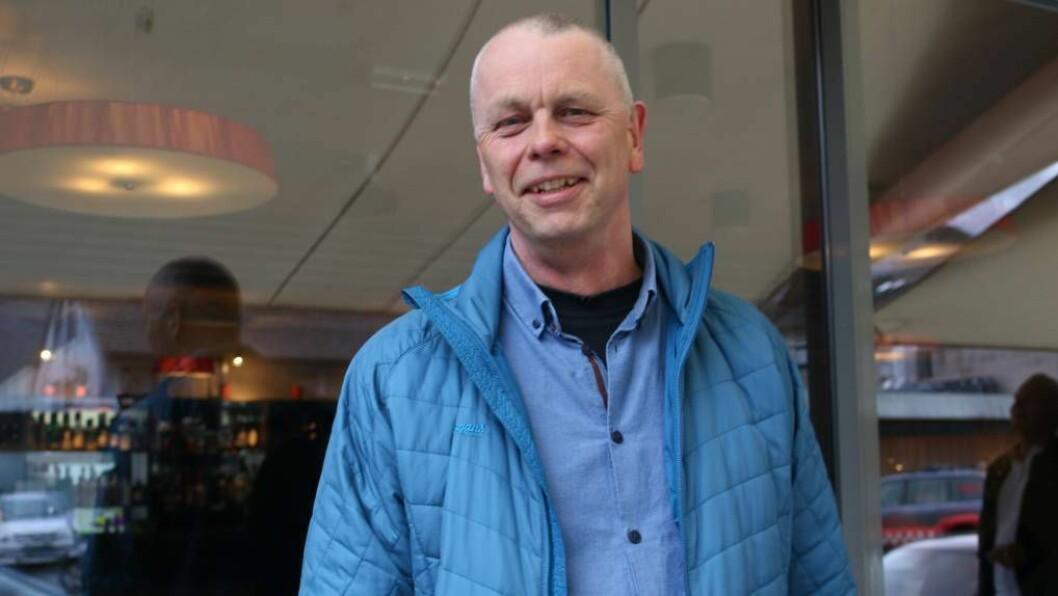NØKKELPERSON: Innsatsen Arne Natvik har gjort for kulturlivet i Årdal vert utpeika som avgjerande og ekstraodrinær.