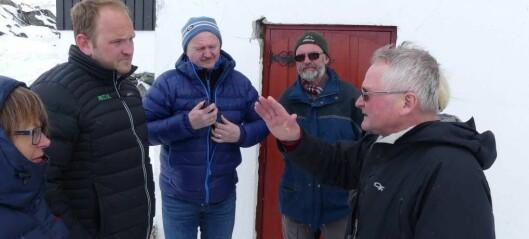 Villreinstamma i Nordfjella skal slaktast