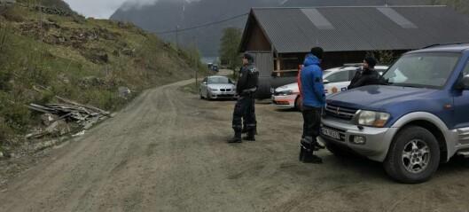 Politiet: – Den sakna mannen er funnen omkomen