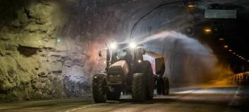 Slik påverkar fridagane i mai tunnelstengingane