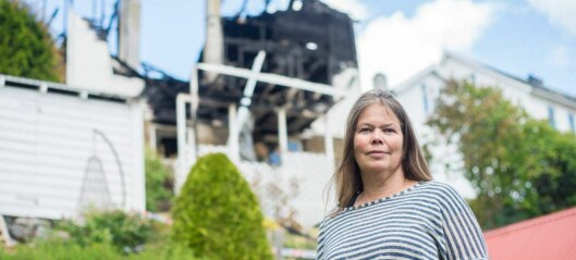 Ho og familien tapte alt, men fann støtta frå ei heil bygd