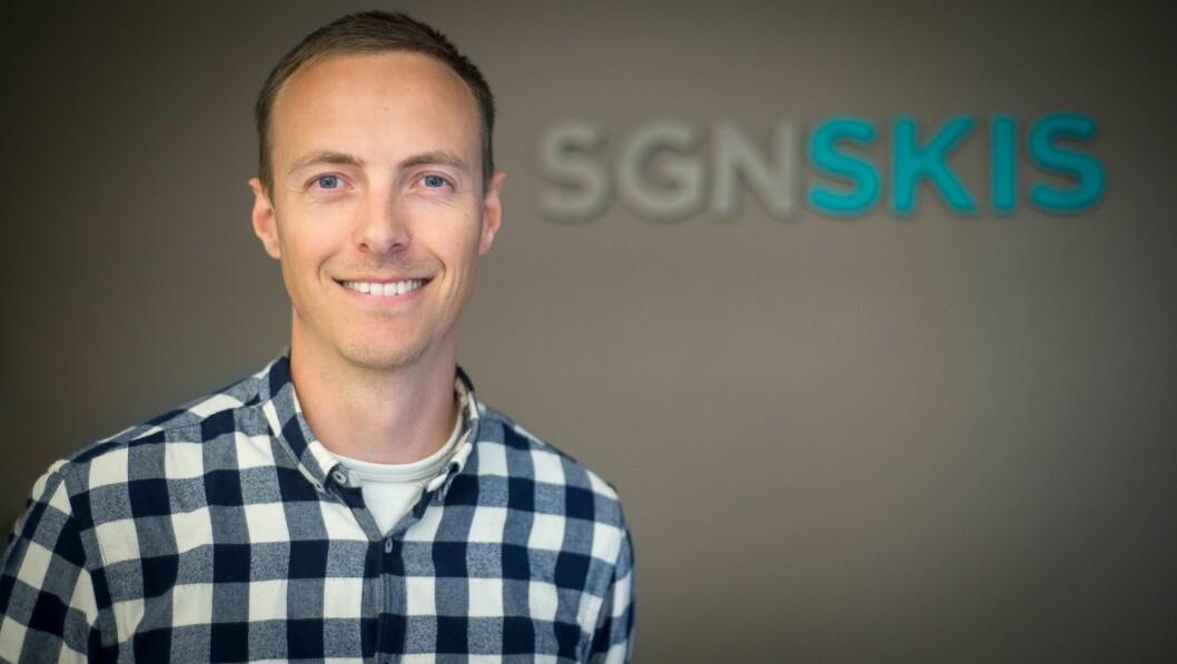 NY FORRETNINGSADRESSE: Skiprodusent SGNskis i Sogndal har fått ny forretningsadresse.