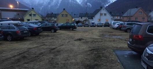 Her kjem det 32 nye parkeringsplassar