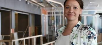 Marita (37) er ny dagleg leiar i Tya Bakeri