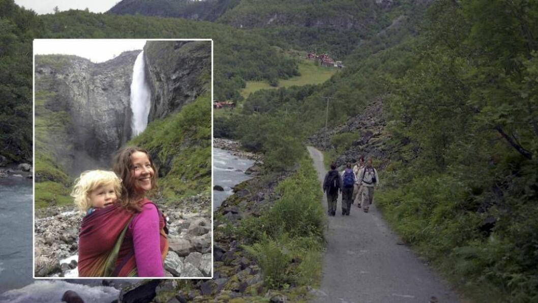 Sandra Opheim, varaordførar i Årdal kommune. Foto: Privat.
