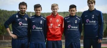 Sogndal-talenta fekk trene med West Ham-Samuelsen