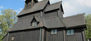 Den eldste stavkyrkja i landet skadd av urin