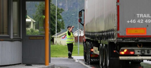 Vegvesenet: – Sjåførar av turbussar kviler for lite