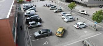 Utset truleg parkeringssaka: – Legg meg flat på kommunen sine vegne