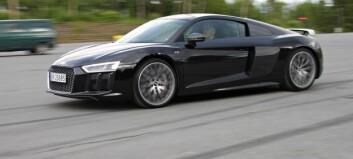 Det villaste frå Audi