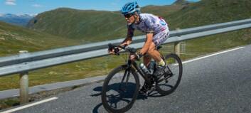 Sykkelløp over sju dagar starta med Lærdal og Årdal