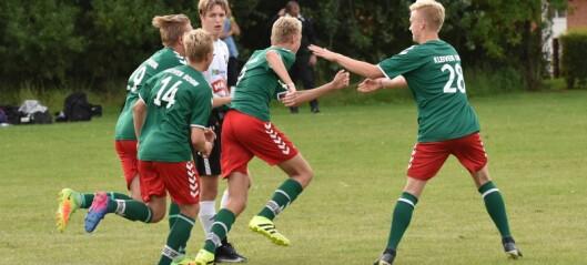 To Jotun-lag klare for sluttspel i Dana Cup