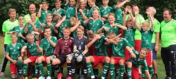Jotun sørga for ny sognajubel på Norway Cup