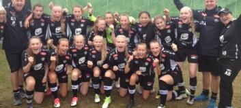 Sogndal vidare til kvartfinalen i Norway Cup: – Kjempedeilig