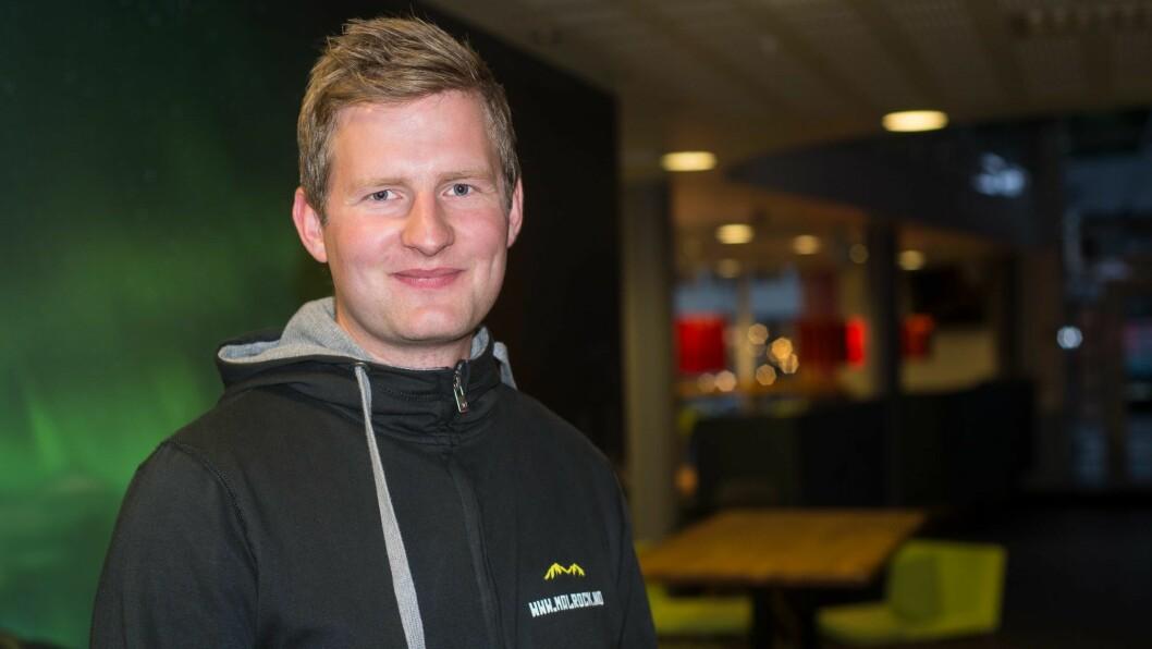 SATSAR VIDARE: Etter nokre veker i tenkeboksen har Thomas Norheim Moen og resten av styret i Målrock beslutta å at det blir festival i 2018 trass to år på rappen med underskot.