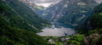 Misnøgde turistar kontaktar miljøministeren etter besøk i norske verdsarvfjordar
