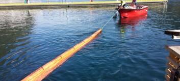Oljeutslepp i Flåm: – Merkbart på lukt og det visuelle
