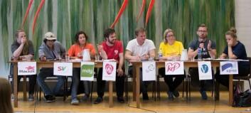 Skuleval skal hjelpe unge med å forstå korleis eit val i Noreg fungerer i praksis