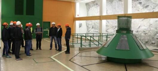 Kraftaktørar ønskjer å danne «eit sterkt energikonsern» i Lærdal