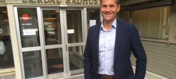 Han lanserer nytt omsorgstilbod som kan ta ned kostnadene til kommunane i Sogn