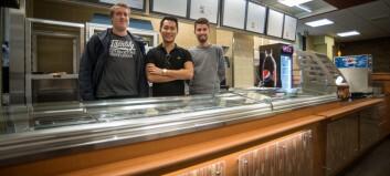Amerikansk hurtigmatkjede til Sogndal med tre lokale entreprenørar bak roret