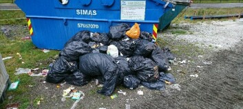 Ingen avtale på plass om søppelhenting: – Oppfattar det som forsøk på utpressing