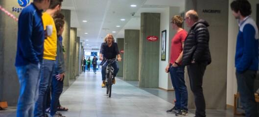 Timeutleige av bil og el-sykkelsatsing: Slik skal dei gjere Campus meir miljøvenleg