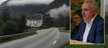 Skuleskyss i Lærdal: Fylkeskommunen meiner elevane ikkje har ein farleg nok skuleveg