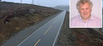 Kristen Gislefoss med klart råd til bilistane før haustferien