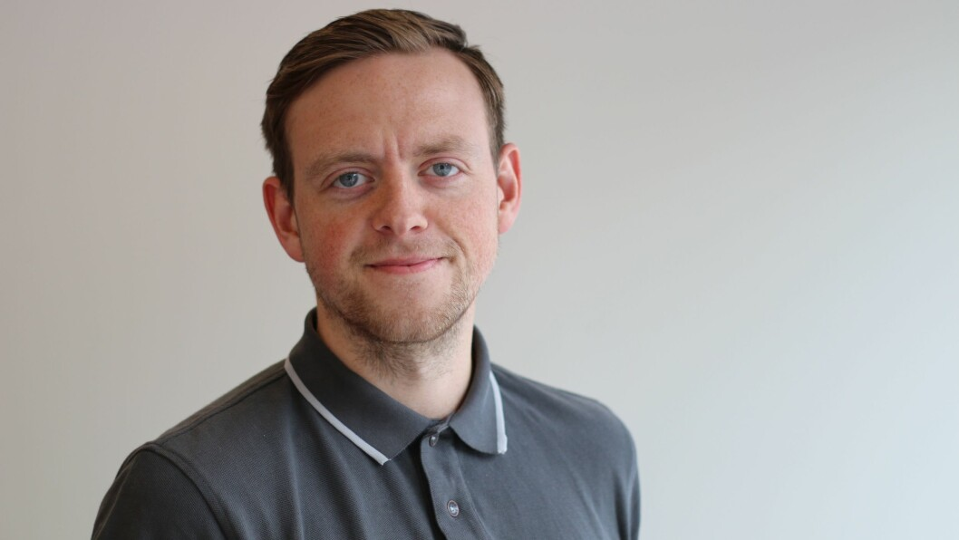 NY JOBB: Tidlegare redaktør for Porten.no, Truls Sylvarnes, har fått jobb som dagleg leiar og redaktør i Østlendingen.