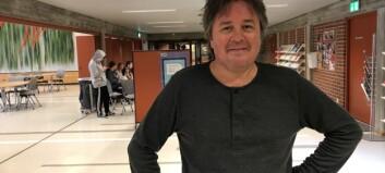 Knut er «Årets entreprenørskapslærar» i fylket: – Ei anerkjenning av arbeidet skulen har gjort