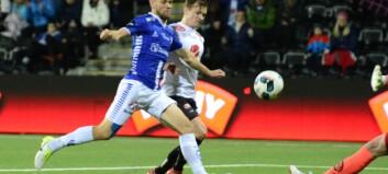 Åtte spelarar har forsvunne – i dag var første signeringa i boks for Sogndal