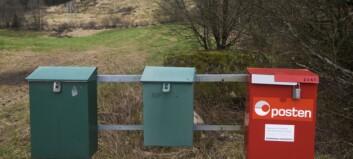 Posten antydar kutt i talet på dagar med post