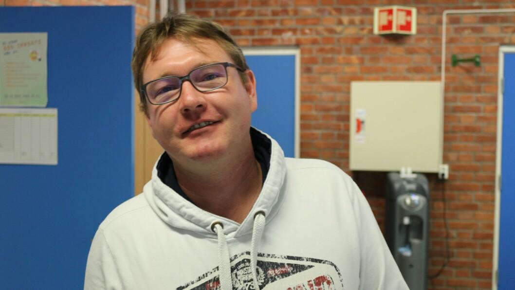 MANGE KONSERTAR MED VERDSMANNEN I KJØMDA: Dei komande fire dagane skal Ketil Thorbjørnsen spela heile fem konsertar.