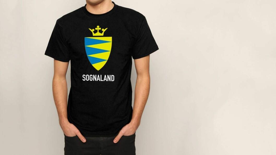 SOGNALAND: Det bør det nye fylket heite når Hordaland og Sogn og Fjordane blir slegne saman, meiner borgynd.