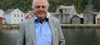 Han er Senterpartiet sin ordførarkandidat i Lærdal