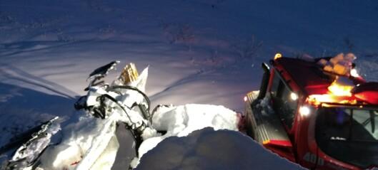 Her ser du kvifor skisentersjefen trur på opning av trekket allereie neste helg