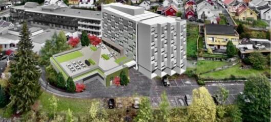 Hotellet satsar 175 millionar og blir størst i fylket