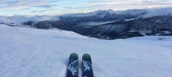 Sogn skisenter opna sesongen med ny trasè