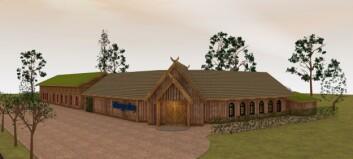 Vikingbyen skal byggjast ut for tjue nye millionar