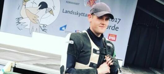 Sogneskyttaren sat i bilen då han fekk vita at hadde vunne i Oslo Open