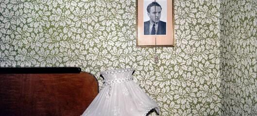Ho er aktuell med fotobok om huset til besteforeldra