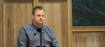 Opposisjonen om Johansen: – Handlar ikkje om politikk