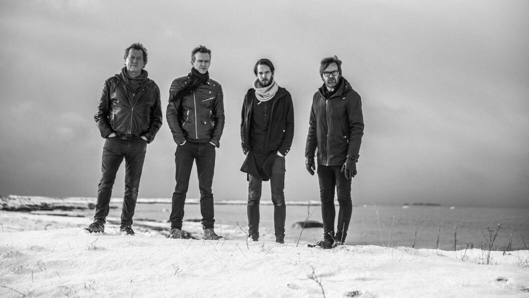 MED BAND: Trompetist Nils Petter Molvær (til venstre) tek med seg resten av bandet då han kjem til Sogndal i februar.